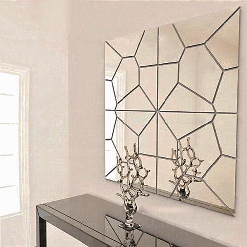 Espejos a medida for Espejos decorativos cuadrados