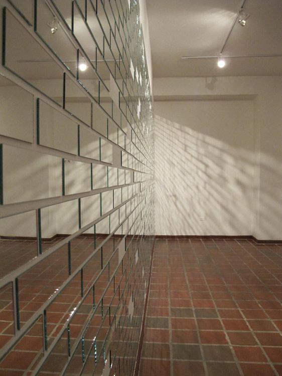 Mural Con Espejos